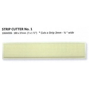 カッター ストリップ 3mm幅 [1/106M006]  シュガークラフト 【気まぐれセール】|kitchenmaster