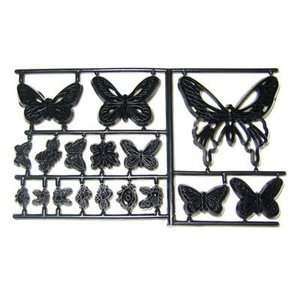 押し型 蝶々・蜜蜂  [pw81]  シュガークラフト|kitchenmaster