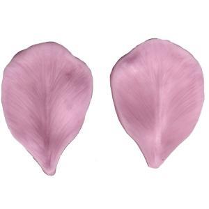 マット チューリップの花びら両面脈付け 約75x55mm [ELV03N]  シュガークラフト kitchenmaster