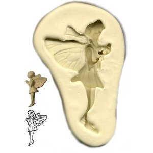 モールド 花の妖精 [M150]  シュガークラフト|kitchenmaster