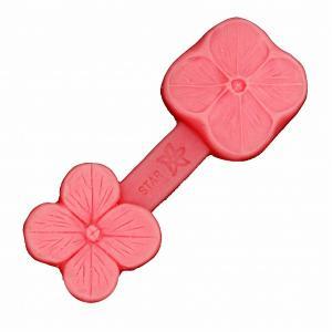 マット アジサイの花びら両面脈付け 約27mm [ELV187N]  シュガークラフト|kitchenmaster