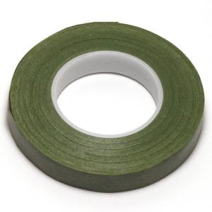 フローラルテープ 12mm幅x27M モス・グリーン  シュガークラフト|kitchenmaster