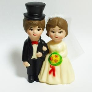 結婚人形 キューティ  90mm [6529]  シュガークラフト|kitchenmaster