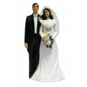 結婚人形 ラスティングラブ 110mm [202-302] 【在庫限り】  シュガークラフト|kitchenmaster