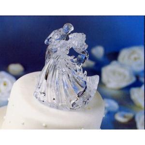 結婚人形 ビアンカ クリア 127mm [202-424]  シュガークラフト|kitchenmaster