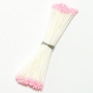 ペップ・丸0号・艶なし ピンク 約144本入 [9901]【在庫限り】  シュガークラフト|kitchenmaster