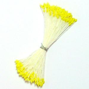 ペップ・バラ0号・艶なし レモン 約144本入 [9903]【在庫限り】  シュガークラフト|kitchenmaster