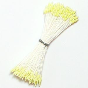ペップ・円錐形・艶なし 黄色 約144本入[9904] 【在庫限り】  シュガークラフト|kitchenmaster