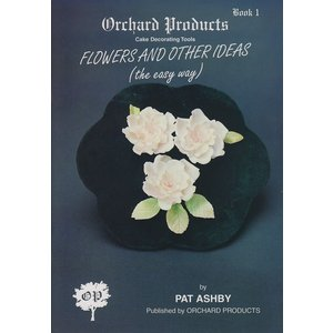 オーチャード社#1 FLOWERS & OTHER IDEAS 【在庫限り】  シュガークラフト|kitchenmaster