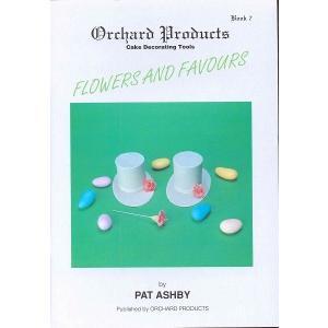 オーチャード社#7 FLOWERS AND FAVOURS 【在庫限り】  シュガークラフト|kitchenmaster