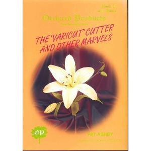 オーチャード社#10 THE VARICUT CUTTER AND OTHER MARVELS 【在庫限り】  シュガークラフト|kitchenmaster