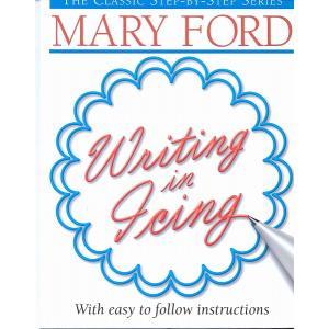 WRITING IN ICING 【在庫限り】 【特価】