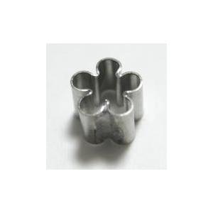 ミニチュア抜き型 5花弁花びら  [C002]  シュガークラフト|kitchenmaster