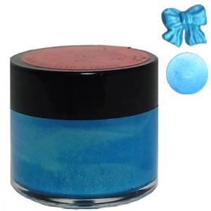 冷凍不可★手芸用 グリッターペイント ブルー 20g  【在庫限り】  シュガークラフト kitchenmaster