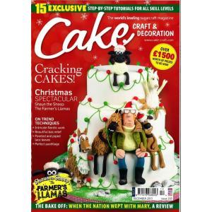 雑誌Cake (Issue205 December 2015) 【在庫限り】|kitchenmaster