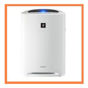 シャープ 加湿空気清浄機  高濃度プラズマクラスター搭載 KC-B40-W ホワイト SHARP|kitchenoutlet