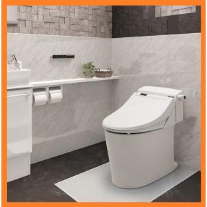 タカラスタンダード 高機能便座付 ロータンクトイレ ティモニUシリーズ 床排水|kitchenoutlet