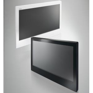 リンナイ ホワイト 浴室テレビ DS-2400HV-W 24V型 デジタルハイビジョン 浴室テレビ 地デジ・BS・110°CS お風呂 テレビ 防水テレビ