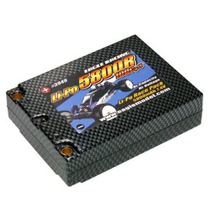 イーグル模型 バッテリー Li-Po EA5800R/7.4V 100C,JstXH 5mmヨーロピアン仕様 3949の商品画像 ナビ