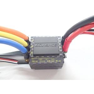 アキュバンス ブラシレスモーター専用RCスピードコントローラー (カーボン) TACHYON CB  #60320|kite