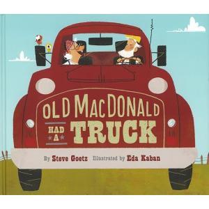 OLD MACDONALD HAD A TRUCK/バーゲンブック{Steve Goetz19 Im...