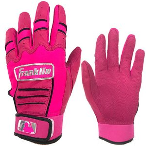 (送料無料)(即日発送)フランクリン バッティング用手袋 CFX PRO ピンク 限定モデル 両手売り 21681|kitospo