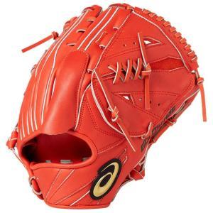 (即日発送)アシックス 軟式野球用グラブ ゴールドステージ スピードアクセル 数量限定生産 投手用 グローブ 3121A197 kitospo