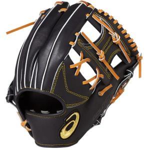 (即日発送)アシックス 軟式野球用グラブ ゴールドステージ ロイヤルロード 数量限定生産 内野手用 グローブ 3121A206|kitospo