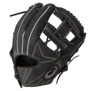 (即日発送)アシックス 軟式野球用グラブ ブラックス 内野手用 ヌバック調 グローブ 3121A434|kitospo