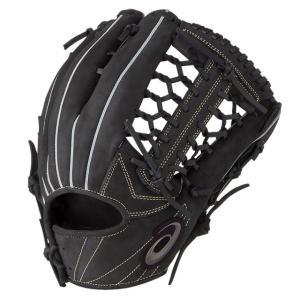 (即日発送)アシックス 軟式野球用グラブ ブラックス 外野手用 ヌバック調 グローブ 3121A436|kitospo
