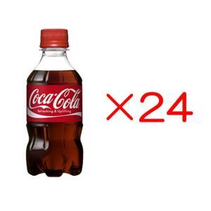 コカ・コーラ 300mlPET 24本 メーカー直送 代引き不可|kitospo