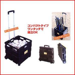 ユニックス コンパクト・キャリーカート e-BOX(イーボックス) BX73-85|kitospo