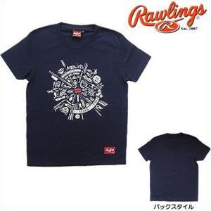 (即日発送)ローリングス Rawlings アメリカンTシャツ(ブランド) AST5F09|kitospo