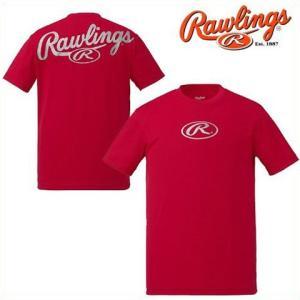 (即日発送)Tシャツ ローリングス ビッグロゴTシャツ AST7S02|kitospo