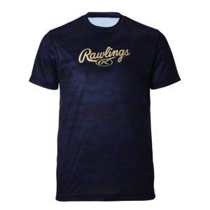 (即日発送)ローリングス Tシャツ コンバットツートンTシャツ ブラック AST9F04|kitospo