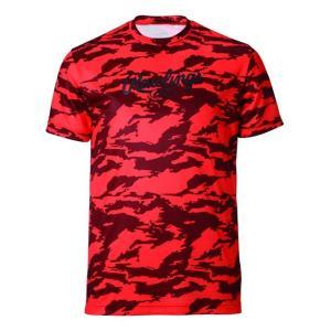 (即日発送)ローリングス Tシャツ コンバットツートンTシャツ レッドオレンジ AST9F04|kitospo