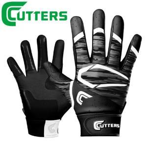 (送料無料)(即日発送)カッターズ バッティング用手袋 B441 パワーコントロール2.0 ブラック/ホワイト|kitospo
