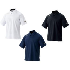 (即日発送)野球 ユニフォーム ボタンダウンシャツ アシックス ゴールドステージ BAT001|kitospo|02
