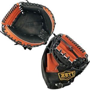 (即日発送)ゼット 硬式野球用トレーニンググラブ キャッチャーミットタイプ BPCB17012 グローブ|kitospo