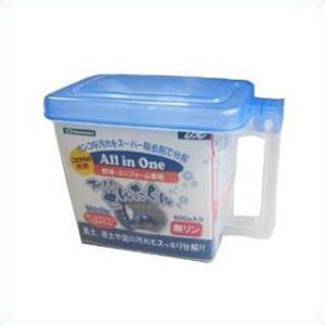 ユニフォーム専用洗剤 スーパーせんたくん 環境にやさしい無リン 600g BX84-41|kitospo