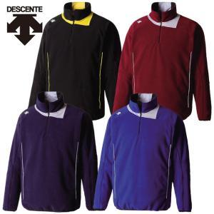 デサント フリースジャケット DBX-2460B|kitospo