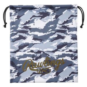 (即日発送)ローリングス グラブ袋 カモ グリーン EAC9S02 マルチバッグ シューズ袋|kitospo