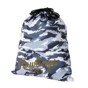 (即日発送)ローリングス グラブ袋 カモ グリーン EAC9S02 マルチバッグ シューズ袋|kitospo|02