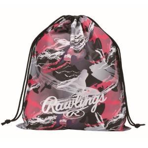 (即日発送)ローリングス マルチバッグ ブラック ESC10S02 グラブ袋 シューズ袋|kitospo