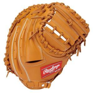 (即日発送)ローリングス 軟式野球用キャッチャーミット ハイパーテック R2G リッチタン GR9FHT2AF|kitospo