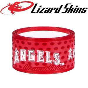 (即日発送)リザードスキンズ バット用グリップテープ エンゼルス MLBチームカラー|kitospo