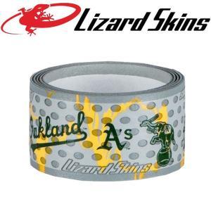 (即日発送)リザードスキンズ バット用グリップテープ アスレチックス MLBチームカラー|kitospo