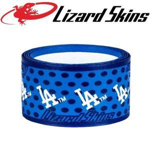 (即日発送)リザードスキンズ バット用グリップテープ ドジャース MLBチームカラー|kitospo