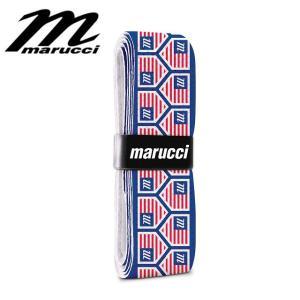 (即日発送)マルーチ バット グリップテープ ホームプレートアメリカンフラッグ マルッチ|kitospo