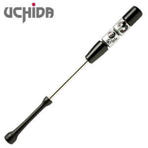 ウチダ トリプルスリー 重量タイプ 1050g 85cm シルバー 野球練習用具 TR385G|kitospo